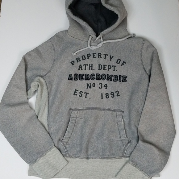 Abercrombie & Fitch Other - Abercrombie Hooded Seeatshirt M